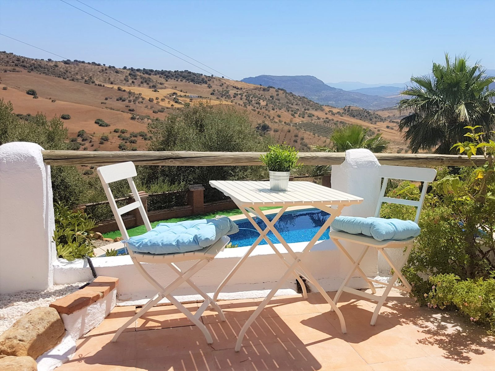 1 bedroom studio apartment - Finca Gran Cerros