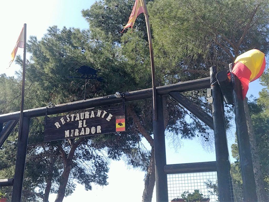 Restaurante El Mirador El Chorro Embalse de Guadalhorce
