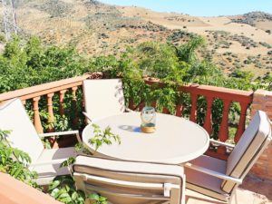 2 Bed Apartment - Outdoor dining - Finca Gran Cerros