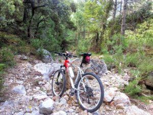Cycling at Finca Gran Cerros