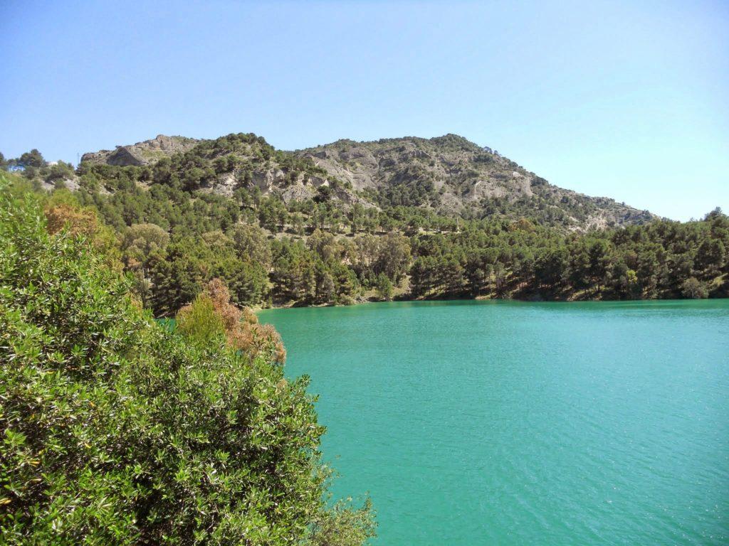 El Chorro Lakes