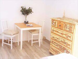 1 Bedroom Casita - Living Room