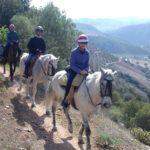 Finca Gran Cerros Rural Retreat Álora Horse riding