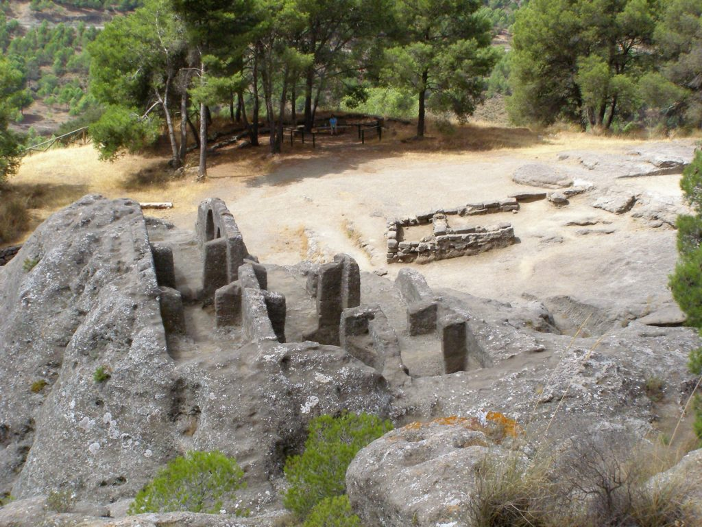 Bobastro Ruins Ardales Alora