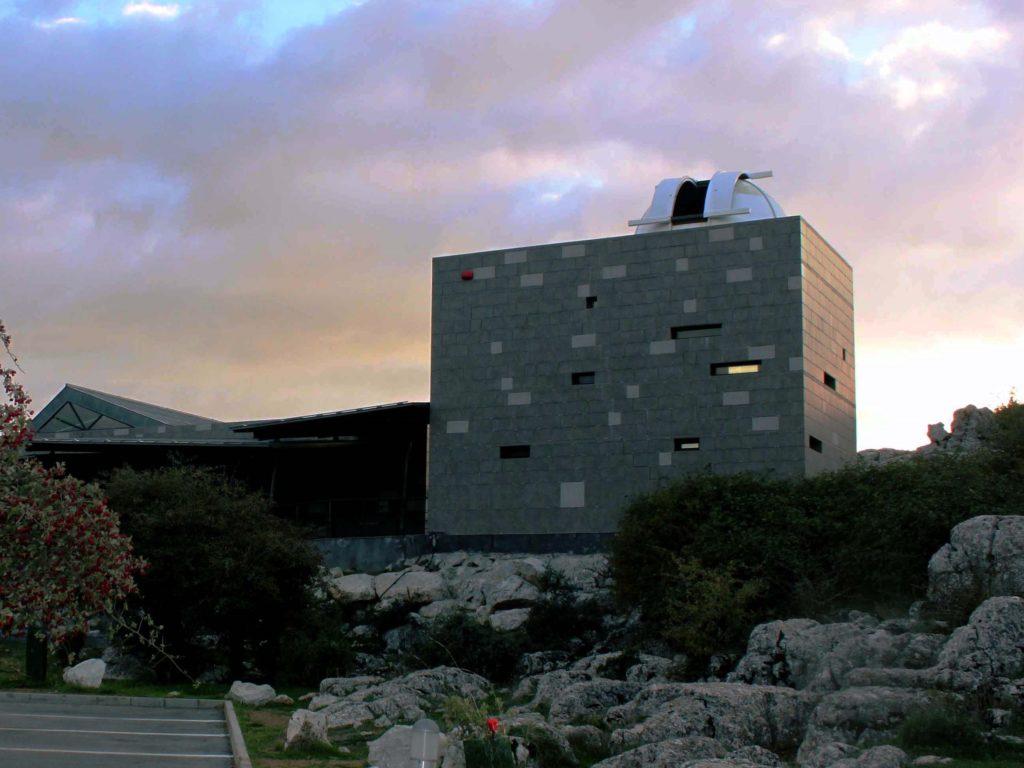 Stargazing Astronomy Alora Andalusia El Torcal