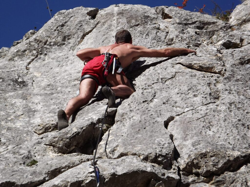 Rock Climbing in El Chorro Alora