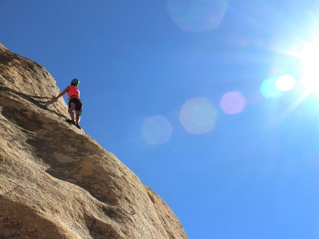 Rock Climbing El Chorro Alora