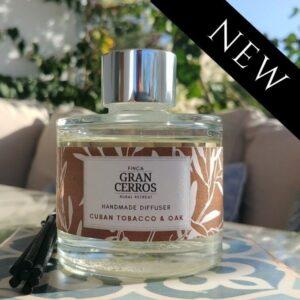 Cuban Tobacco & Oak Diffuser NEW