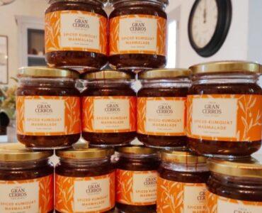 (Spiced) Kumquat Marmalade